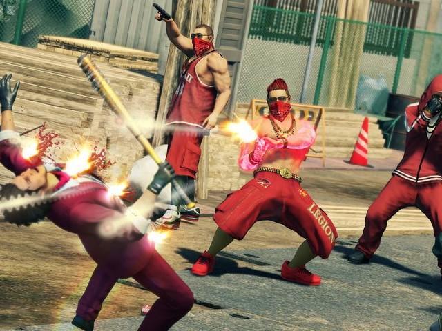 Les gangsters et les militaires s'en mêlent dans Yakuza : Like a Dragon