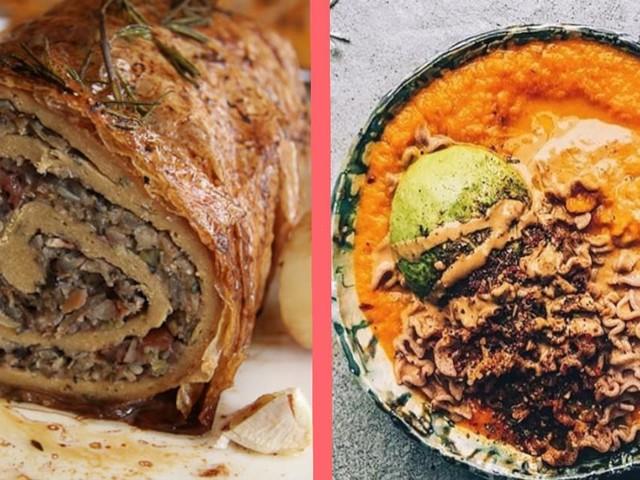 Top 20 des plats végétariens qui pourraient remplacer la dinde à Noël tellement ils ont l'air bon