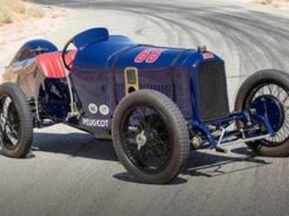 L45 Grand Prix Tow Seater, une Peugeot vendue plus de 7 millions de dollars !