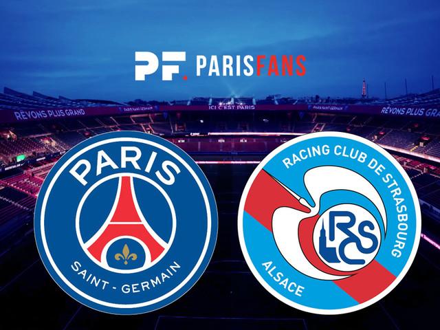 PSG/Strasbourg – Les équipes officielles : Choupo-Moting titulaire, Mbappé au repos…Jesé remplaçant !