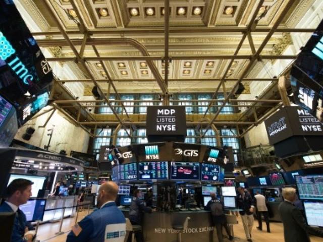 Le krach de 1987, souvenir lointain pour une Wall Street euphorique
