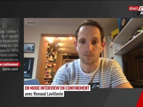 Athlé - JO 2020 - Renaud Lavillenie: «Je rêve encore d'or olympique»
