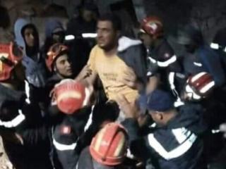 Tunisie: Un ouvrier enseveli dans l'effondrement d'une carrière retrouvé sain et sauf