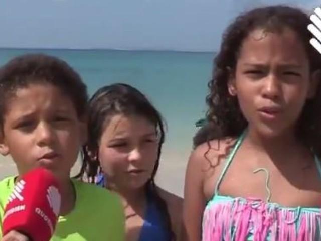 """""""J'ai demandé à Irma"""": la chanson touchante des enfants de Saint-Martin après l'ouragan"""