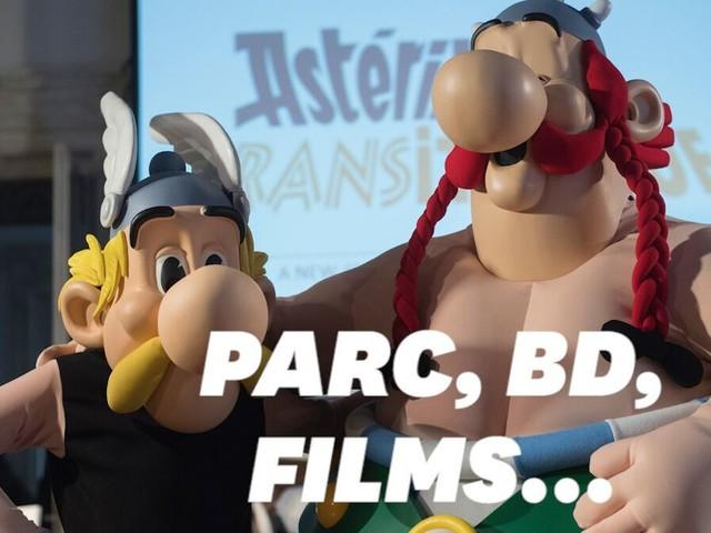 "Albert Uderzo, le ""Walt Disney de Bobigny"" et son empire Astérix"