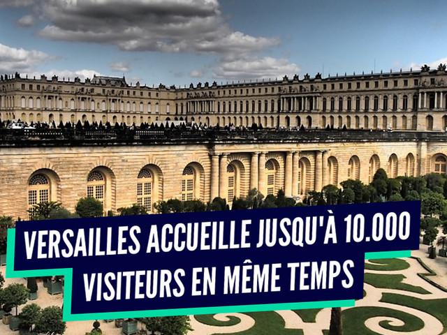 Top 10 des trucs à savoir sur le château de Versailles