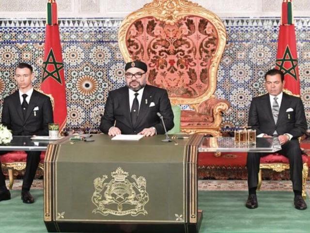 Marche verte : discours du roi Mohammed VI