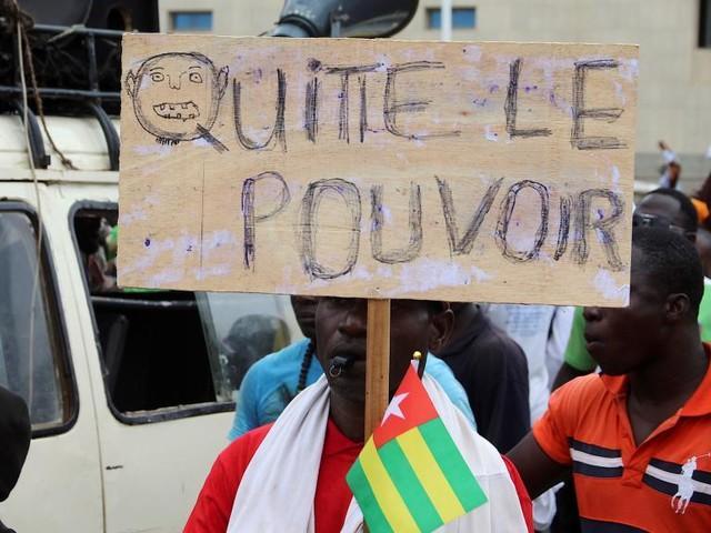 Manifestations au Togo: le président Faure Gnassingbé accuse l'opposition