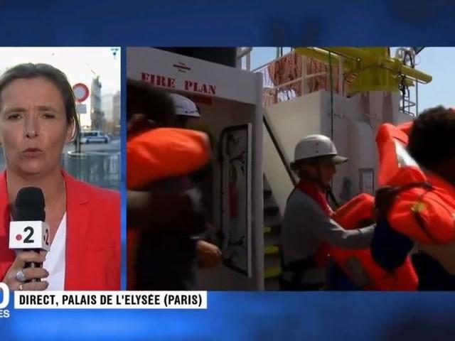 Migrants : La France ne se prononce pas sur l'Aquarius