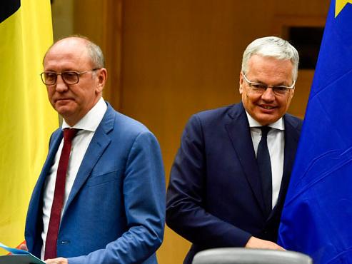Didier Reynders et Johan Vande Lanotte remettent un nouveau rapport au Roi ce lundi: vers la prolongation?