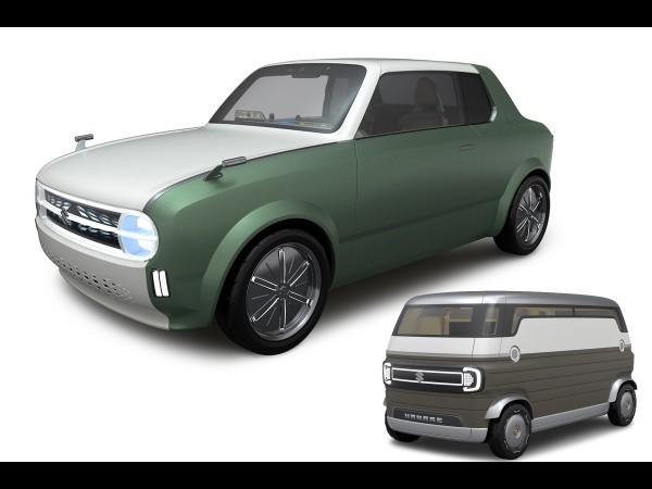 Suzuki : deux concepts inédits au salon de Tokyo