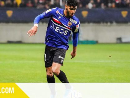 Bassem Srarfi quitte Nice pour Zulte Waregem