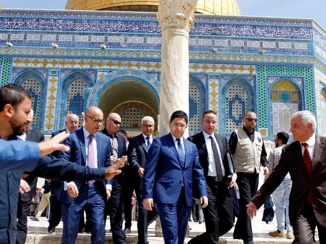 Le Maroc condamne la démolition des habitations de Palestiniens à Jérusalem-Est