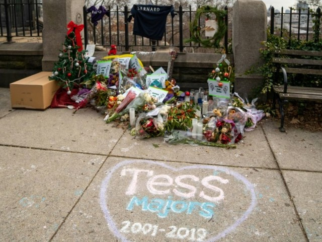 New York: interpellation d'un suspect de 14 ans soupçonné du meurtre d'une étudiante