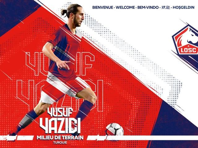 Losc: Yazici bien présent contre Nantes