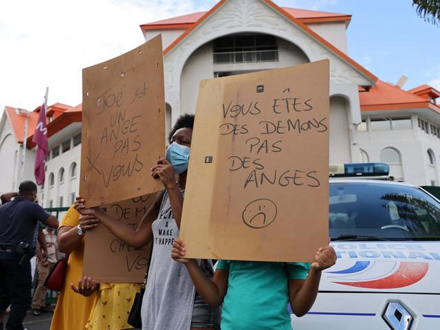 """Tournage des """"Vacances des anges"""" à La Réunion : une altercation et c'est toute l'île qui s'enflamme"""