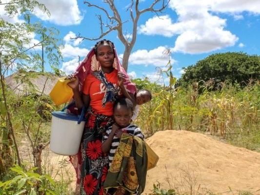 Mozambique: l'Onu s'alarme du nombre de personnes déplacées