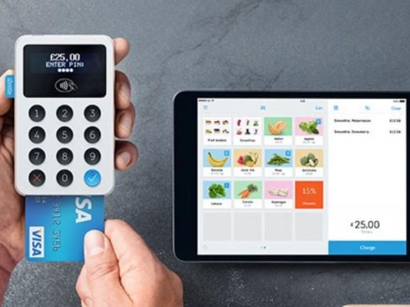 Paiement mobile : iZettle lève 40 M€