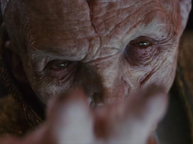 Star Wars : on en sait plus sur la manière dont Snoke a corrompu Kylo Ren