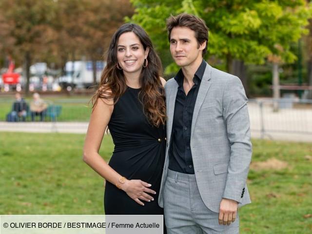 Anouchka Delon enceinte : son compagnon Julien Dereims dévoile une photo du ventre arrondi de l'actrice