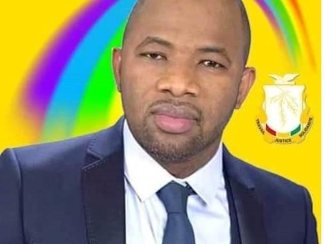 Guinée/Vidéo : Le message du 1er vice maire de la Commune de Matam à la jeunesse du RPG Arc-en-ciel