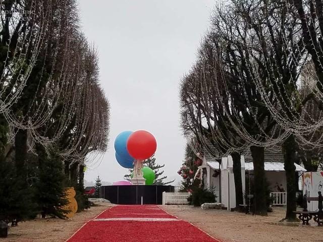 Intempéries à Pau : les ballons d'Henri IV mis en sécurité dès jeudi soir