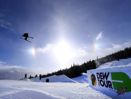 Les Bleus du blanc: Ledeux et les skicrossers en vedette