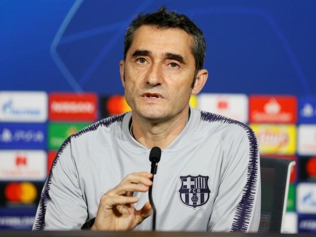 Barça: Valverde n'en peut plus de parler de Neymar...