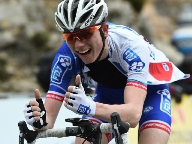 Cyclisme: le 54e Tour de l'Avenir s'offre une grande diagonale