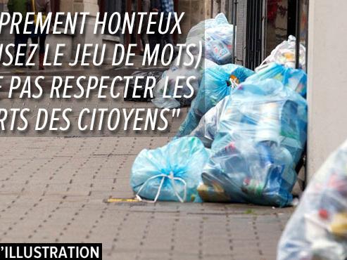 Eloy, un Liégeois HORRIFIÉ d'avoir vu TOUS les sacs et cartons mis dans le même camion-poubelle: la Ville explique