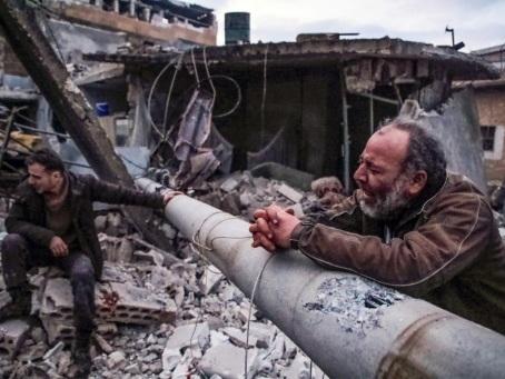 Neuf ans de conflit en Syrie