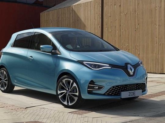 Au Royaume-Uni, Renault arrête la location de batteries sur la Zoe