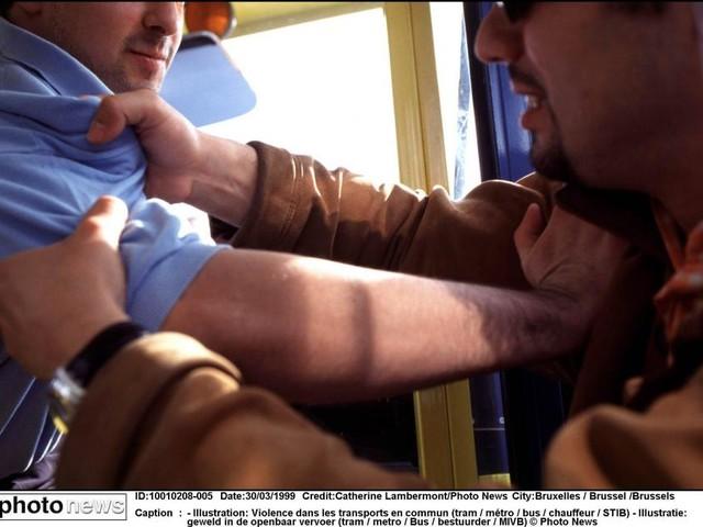 Un agent de la Stib tabassé devant chez lui à Molenbeek: son agresseur est un fraudeur à qui il avait collé une amende !