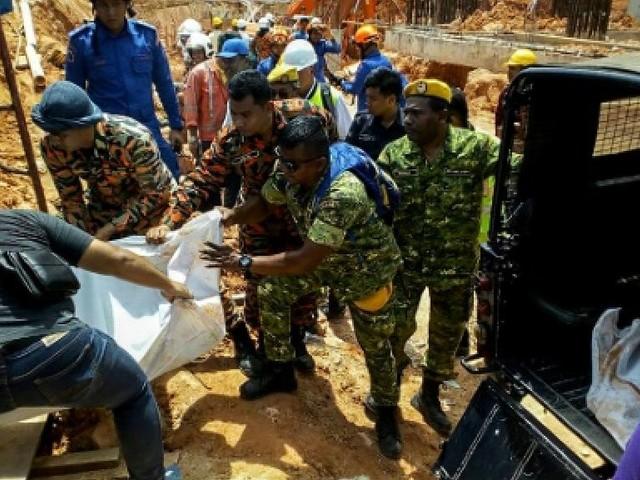 Malaisie: 11 morts dans un éboulement sur l'île touristique de Penang