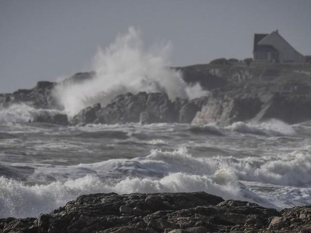 La tempête dans le Sud-Ouest fait un mort et plusieurs blessés