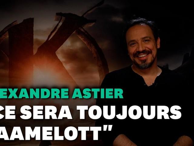 """""""Kaamelott: Premier volet"""": Astier nous explique ce qu'apporte le cinéma à sa série culte"""