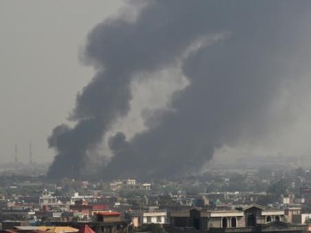 Afghanistan: au moins 5 morts dans un attentat suicide à Kaboul