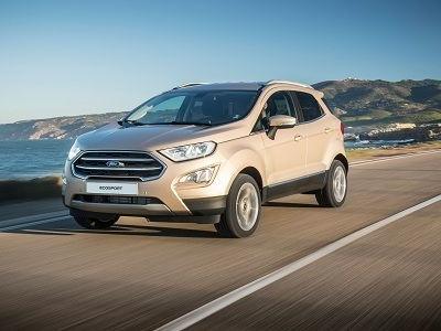 Tous les jours de la semaine, le Ford EcoSport est capable de vous faire vivre en mode week-end !