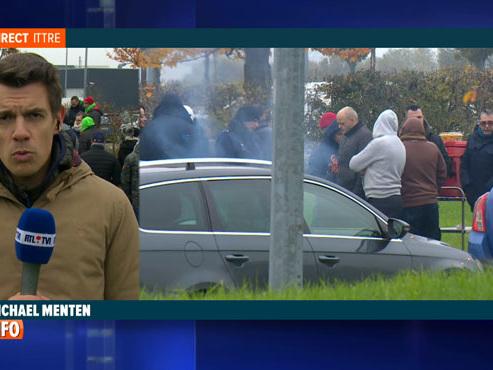 Mouvement de grève à la prison d'Ittre: les gardiens ont voté la reprise du travail