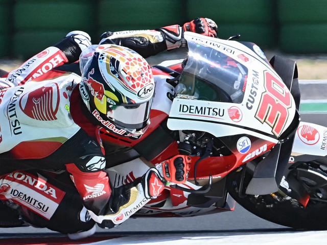 MotoGP de Teruel: Nakagami le plus rapide en essais, Quartararo 4e devant Mir