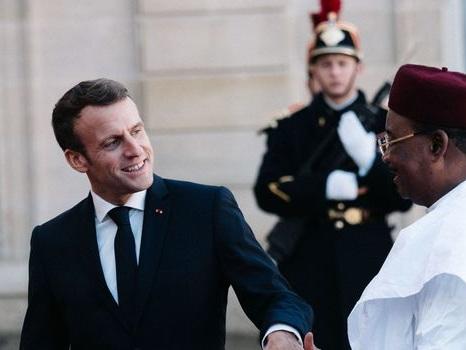 Macron annonce des décisions prochaines sur la lutte antidjihadiste au Sahel