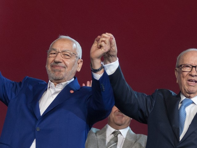 Caid Essebsi-Ghannouchi et Nidaa-Ennahdha entretiennent le flou sur leurs relations