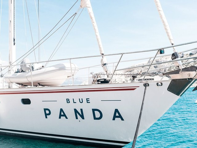"""Sensibilisation et appel à l'action au programme du """"Blue Panda"""", voilier de WWF qui fera escale au Maroc"""