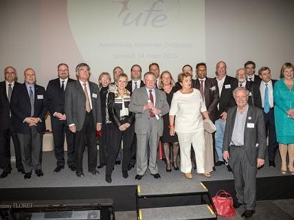 Compte rendu de l'Assemblée Générale UFE 2015