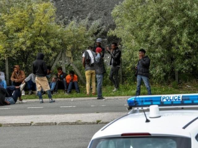 A Calais, les autorités se heurtent aux ambitions anglaises des migrants