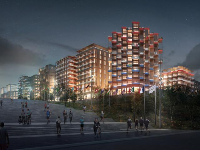 JO de Paris 2024 : voilà les premières images du futur village olympique