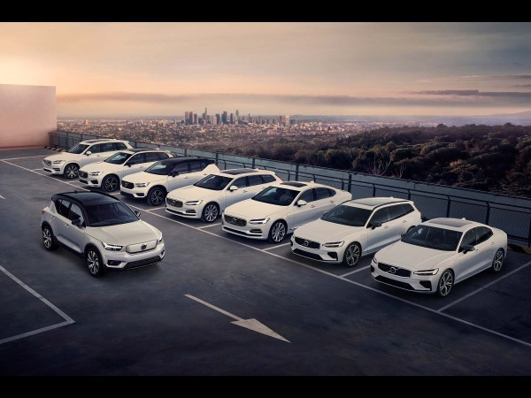 Volvo, une marque 100% électrique en 2040 ?