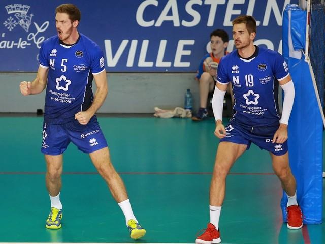 Ligue A (M): Montpellier ne s'arrête plus