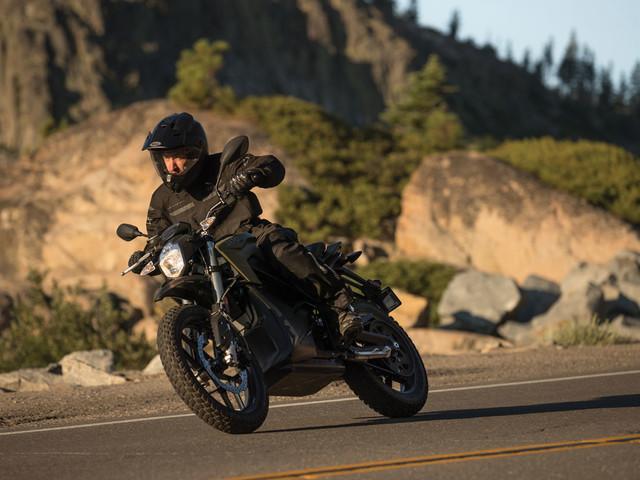 Plus d'autonomie pour les Zero Motorcycles