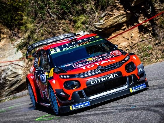 Citroën arrête le WRC